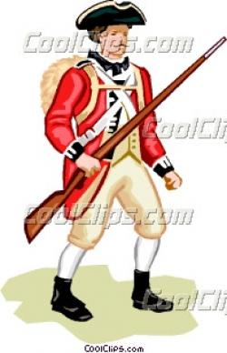 Soldiers clipart british soldier