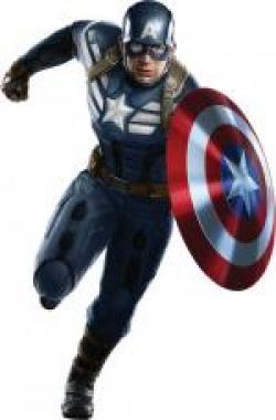 Soldier clipart captain