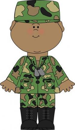 Camo clipart military