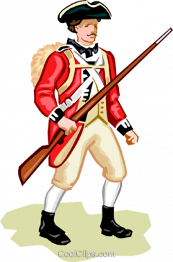 Soldier clipart english soldier