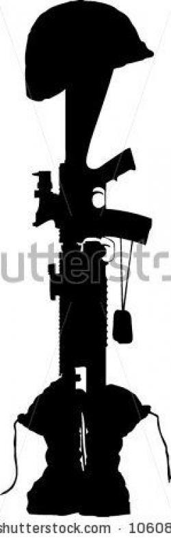 Soldier clipart fallen soldier
