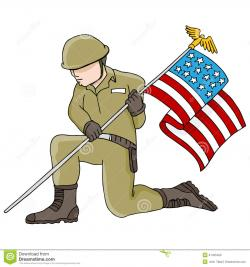 Soldiers clipart american soldier