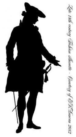 Revolution clipart silhouette