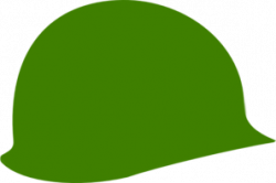 Soldier clipart soldier helmet