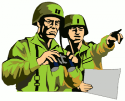 Soldier clipart solider