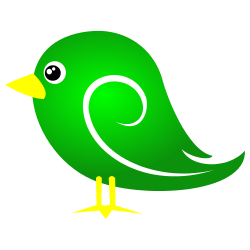 Canary clipart baby bird