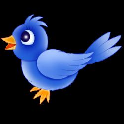 Songbird clipart cartoon bird