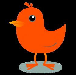 Songbird clipart tweet