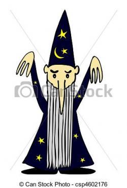 Sorceress clipart magician