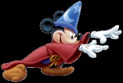 Sorcerer clipart spell