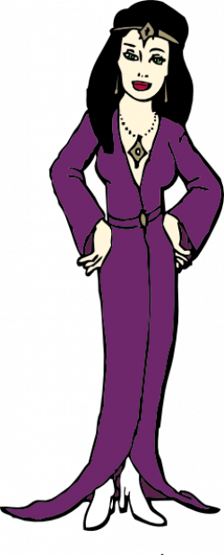 Sorceress clipart