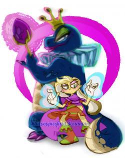Sorceress clipart apprentice