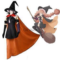 Sorceress clipart cloak