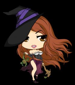 Sorceress clipart hat