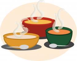 Porridge clipart mangkok