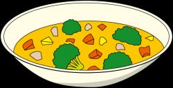 Vegetables clipart vegetable soup