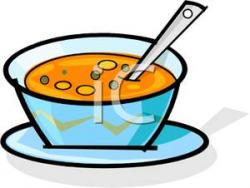 Silver clipart soup spoon