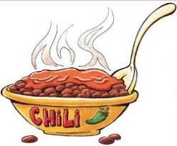 Chile clipart chili supper