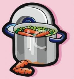 Soup clipart vegatable