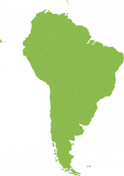 Continent clipart south america