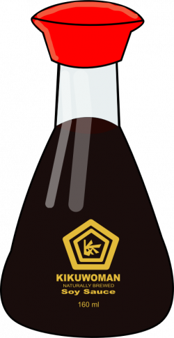 Soy Sauce clipart