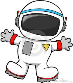Spacesuit clipart cartoon