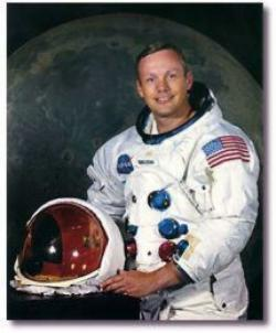 Spacesuit clipart neil armstrong