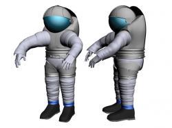 Spacesuit clipart
