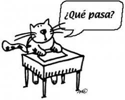 Spain clipart spanish classroom