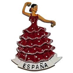 Spanish clipart flamenco dancing