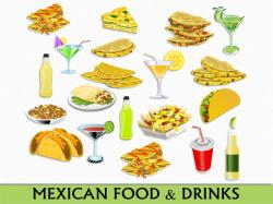 Lime clipart mexican restaurant