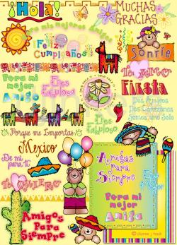 Spain clipart spanish school