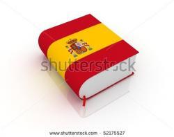 Spanish clipart textbook