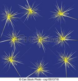 Sparklers clipart christmas