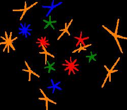 Sparkles clipart