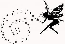 Fairy clipart magical