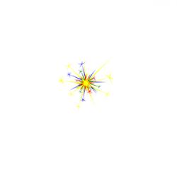 Sparklers clipart spark
