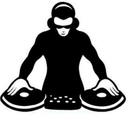 Beats clipart dj decks