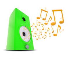 Speakers clipart