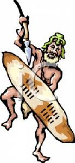 Aborigines clipart spear