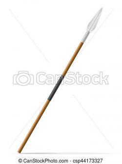 Spear clipart battle