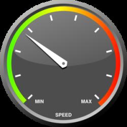 Speedometer clipart