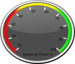 Speedometer clipart automotive part