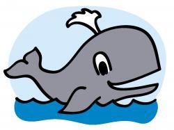 Beluga Whale clipart comic
