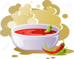 Spices clipart bowl