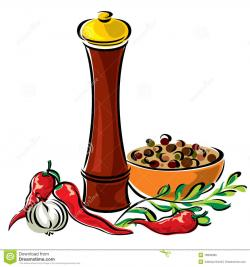 Spices clipart indian spice
