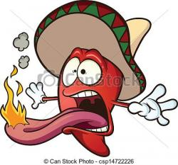 Chile clipart spicy