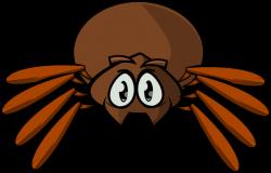 Tarantula clipart cartoon