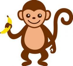 Chimpanzee clipart student