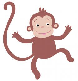 Year Of The Monkey clipart cheeky monkey
